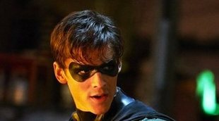 DC Universe da a conocer el ajustado traje de Nightwing para 'Titanes'