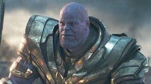 """'Vengadores: Infinity War' casi tiene su propio """"Baby Thanos"""""""