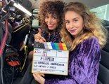 Empieza el rodaje de '#Luimelia', el spin-off de la pareja de 'Amar es para siempre'