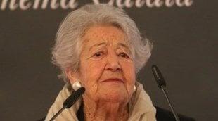 Muere la actriz Asunción Balaguer ('Gran hotel') a los 94 años