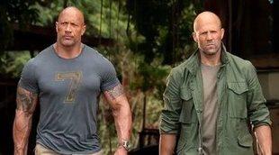 En negociaciones la secuela de 'Fast & Furious: Hobbs & Shaw'
