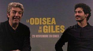 Cómo ha sido para Ricardo y Chino Darín trabajar juntos en 'La odisea de los giles'