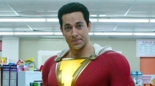 "Zachary Levi admite que su traje de '¡Shazam!' estaba ""un poquito"" acolchado"