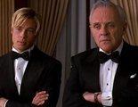 Brad Pitt confiesa a Anthony Hopkins: 'Llevo veinte años sin llorar'