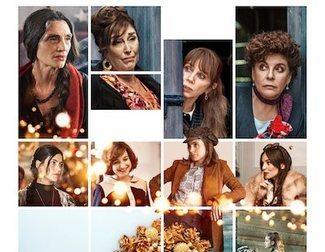 ¿Qué le dirían las actrices de 'Días de Navidad' a su yo del pasado?