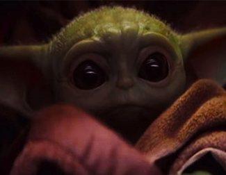 ¡Ya ha llegado el peluche oficial del Baby Yoda de 'The Mandalorian'!