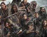 'The Walking Dead': Dos fotos que resumen una década de serie zombie