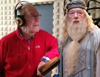 Muere Claudio Rodríguez, voz de Dumbledore, a los 86 años