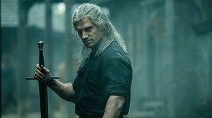 Henry Cavill hizo todas sus escenas de acción en 'The Witcher'