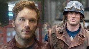 James Gunn desmiente esta teoría fan sobre Capitán América y Star-Lord
