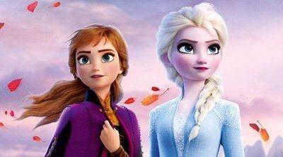 'Frozen 2' lidera la taquilla española por 3ª semana consecutiva