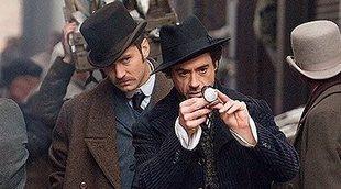 10 curiosidades de 'Sherlock Holmes'