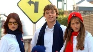 Felipe Colombo y Camila Bordonaba ('Rebelde Way') se reencuentran