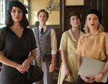Visitamos el rodaje de la última temporada de 'Las chicas del cable'