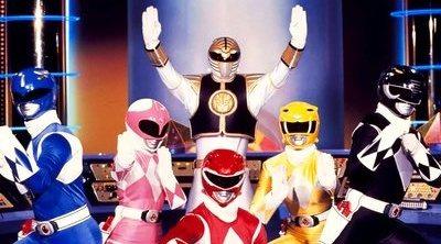 En marcha un nuevo reboot noventero de los 'Power Rangers'