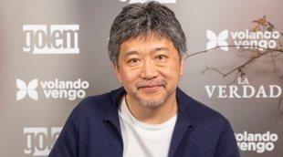 Hirokazu Kore-eda nos habla sobre 'La verdad' y Catherine Deneuve