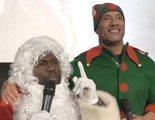 'Jumaji: Siguiente nivel': The Rock y Kevin Hart regalan PlayStations y entradas de cine a toda una sala por Navidad