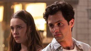 Penn Badgley reacciona al final de la segunda temporada de 'You'