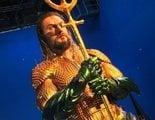 'Aquaman': James Wan celebra su año de estreno con unas imágenes inéditas del rodaje