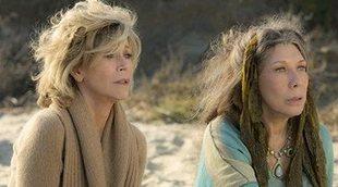 Tras Jane Fonda, Lily Tomlin es también arrestada en su protesta organizada