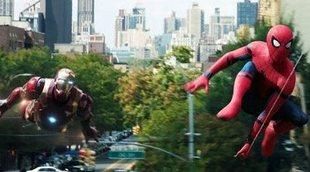 Iron Man y Spider Man casi no aparecen en 'Capitán América: Civil War'