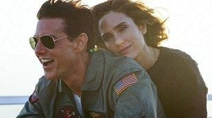 'Top Gun: Maverick' lanza una nueva imagen que demuestra que para Tom Cruise no pasa el tiempo