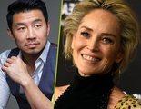 Sharon Stone se queja en Twitter de ser excluida de una app de citas y Simu Liu le pide salir
