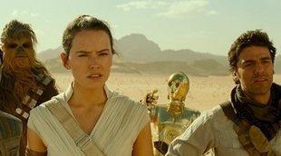 'Star Wars' sigue líder en la taquilla EE.UU. y 'La Maldición' decepciona