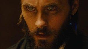 Filtrada la primera imagen de Jared Leto como el vampiro de Marvel en 'Morbius'