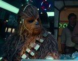 'El Ascenso de Skywalker': Joonas Suotamo revela qué le dice Chewbacca a Rey en el Halcón Milenario