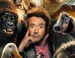 La divertida (y adorable) razón de Robert Downey Jr. para hacer 'Las aventuras del Doctor Dolittle'