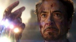 El equipo de 'Vengadores: Endgame' descartó un final muy gore para Iron Man