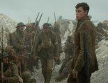 '1917' lidera la taquilla española frente a 'Star Wars: El ascenso de Skywalker' y 'Jumanji: Siguiente nivel'