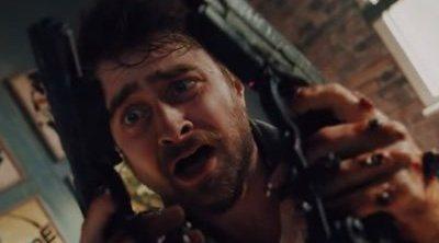 Tráiler de 'Guns Akimbo', la loquísima película de acción de Daniel Radcliffe
