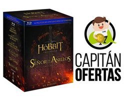 Las mejores ofertas en DVD y Blu-ray: 'Outlander' y  'El Señor de los Anillos'