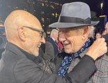 Patrick Stewart e Ian McKellen y su cariñoso reencuentro en la premiere de 'Star Trek: Picard'