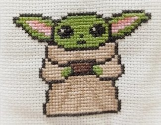 Disney intenta parar las ventas del merchandising de Baby Yoda en Etsy