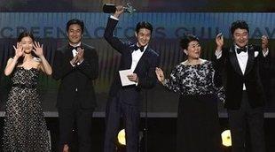 Lista de ganadores a los premios del Sindicato de Actores 2020, con 'Parásitos' haciendo historia