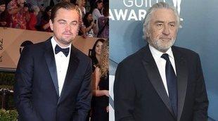 Leonardo DiCaprio y Robert De Niro estarán juntos en lo nuevo de Scorsese