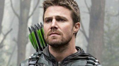 Stephen Amell ('Arrow') sufre un ataque de pánico durante una entrevista