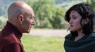 Isa Briones y Evan Evagora, los jóvenes relevos de 'Star Trek: Picard'