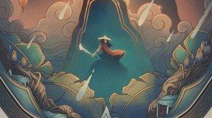Disney celebra el año nuevo chino con artísticos pósters de sus próximas películas