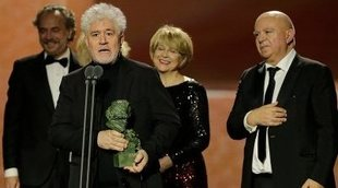 Las referencias políticas y sociales de los Premios Goya 2020