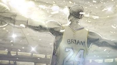 Cuando Kobe Bryant se llevó un Oscar