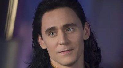 El accidentado ensayo de Tom Hiddleston para 'Loki'
