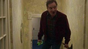 Un anuncio convierte a Bryan Cranston en el Jack Nicholson de 'El resplandor'