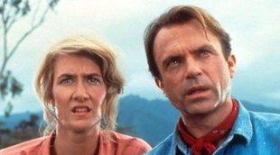 Laura Dern habla del regreso de Ellie Sattler en 'Jurassic World 3'