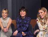 Blanca Suárez, sobre el final de 'Las chicas del cable': 'Si estoy en la guerra no quiero pintarme los labios'