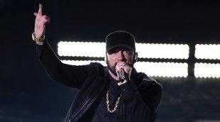 El motivo tras la aparición sorpresa de Eminem interpretando 'Lose Yourself'