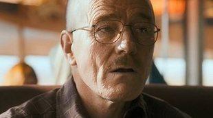 Así se transformó Bryan Cranston de nuevo en Walter White para el rodaje de 'El Camino'